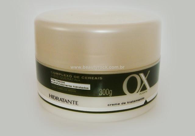 Creme de Tratamento/ máscara OX Hidratante