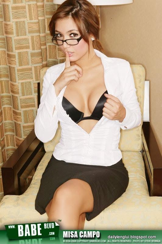 Misa Capo Hot Secretary - Beauty Asian Girl