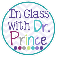 In Class with Dr. Prince