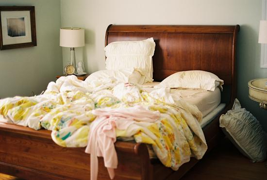 I Rarely Make My Bed But Theres Really No Need Messy Cosy