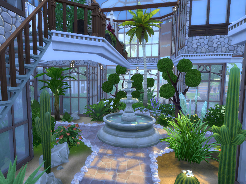My Sims 4 Blog Garden Market By LeanderBelgraves