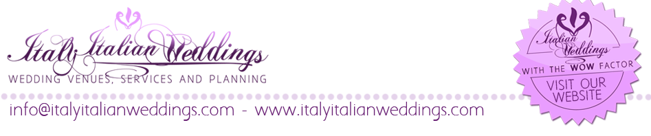 Italy Italian Weddings - Weddings in Italy