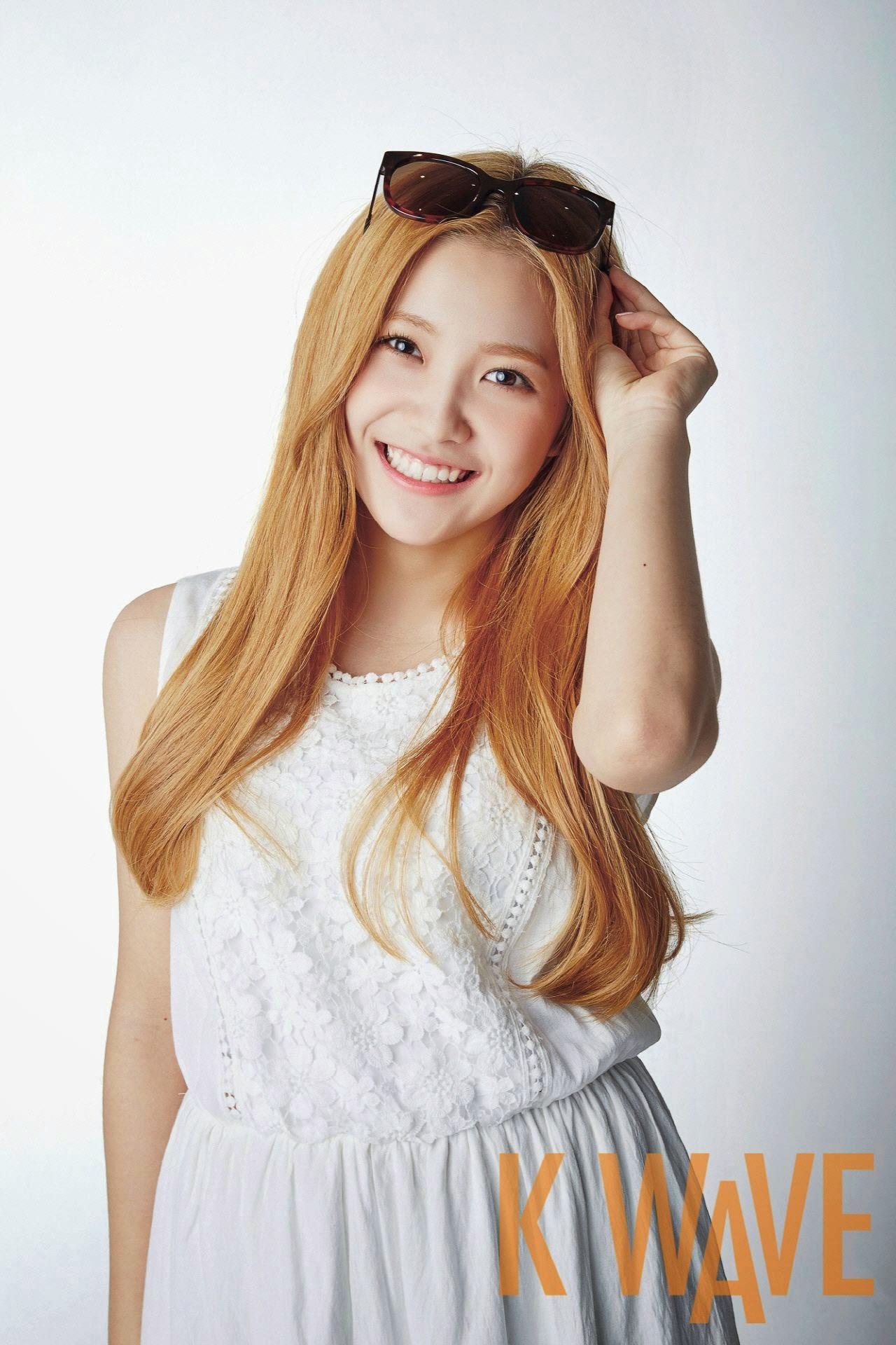 Yeri Red Velvet Kwave May 2015