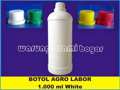 Jual Botol Bibit Parfum HDPE 1 Liter