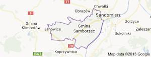Gmina Samborzec