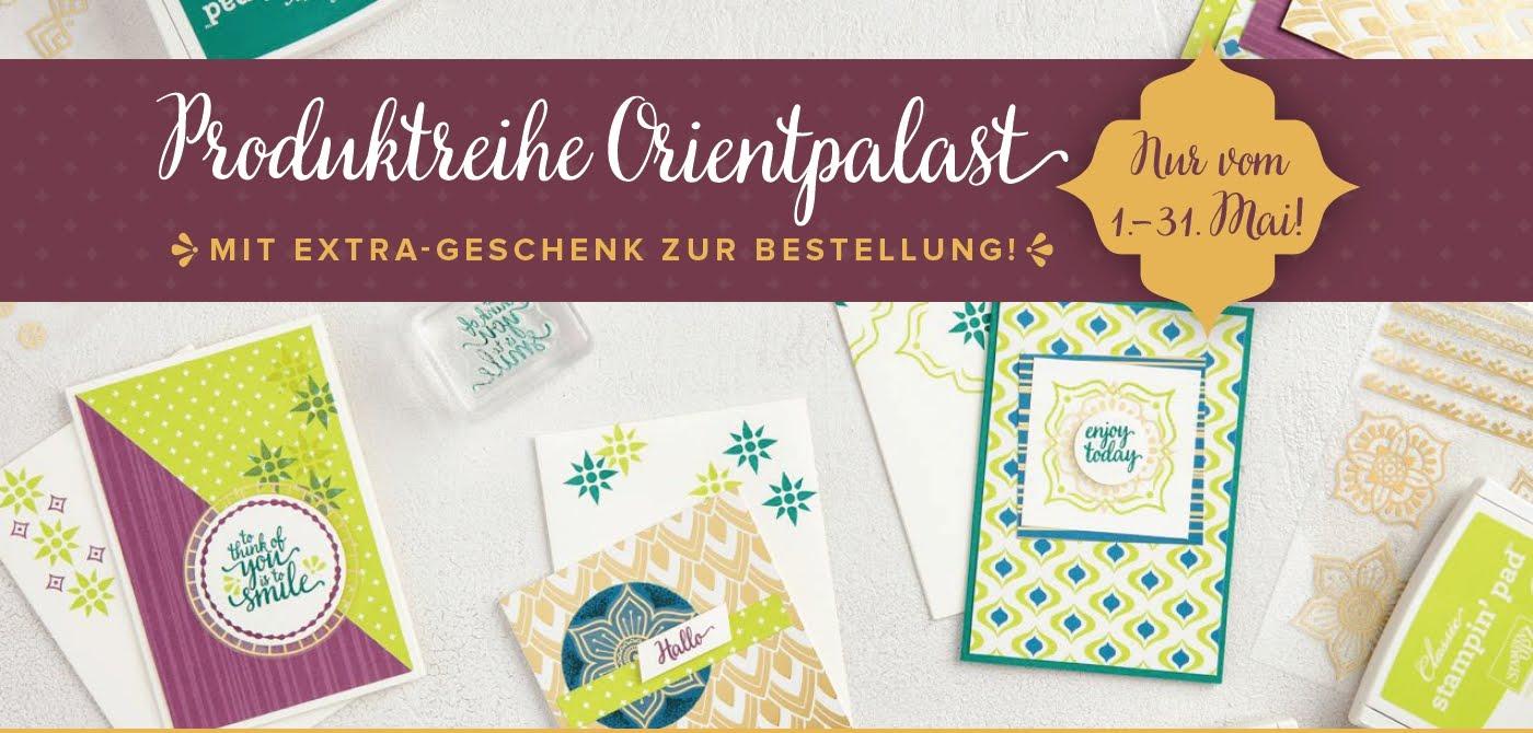 Produktreihe Orientpalast