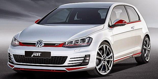 Modifikasi Mobil Volkswagen VW ABT