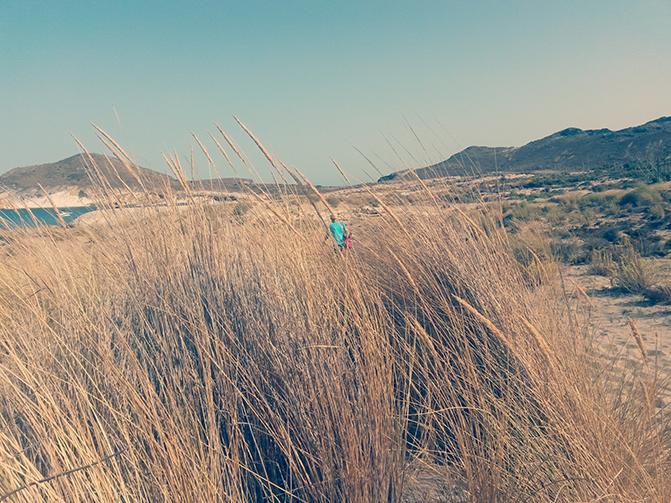 cabo gata playa genoveses