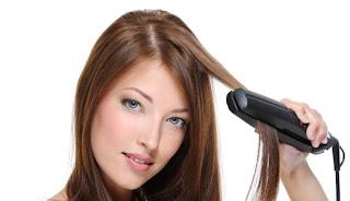 Cara Meluruskan Rambut Secara Alami