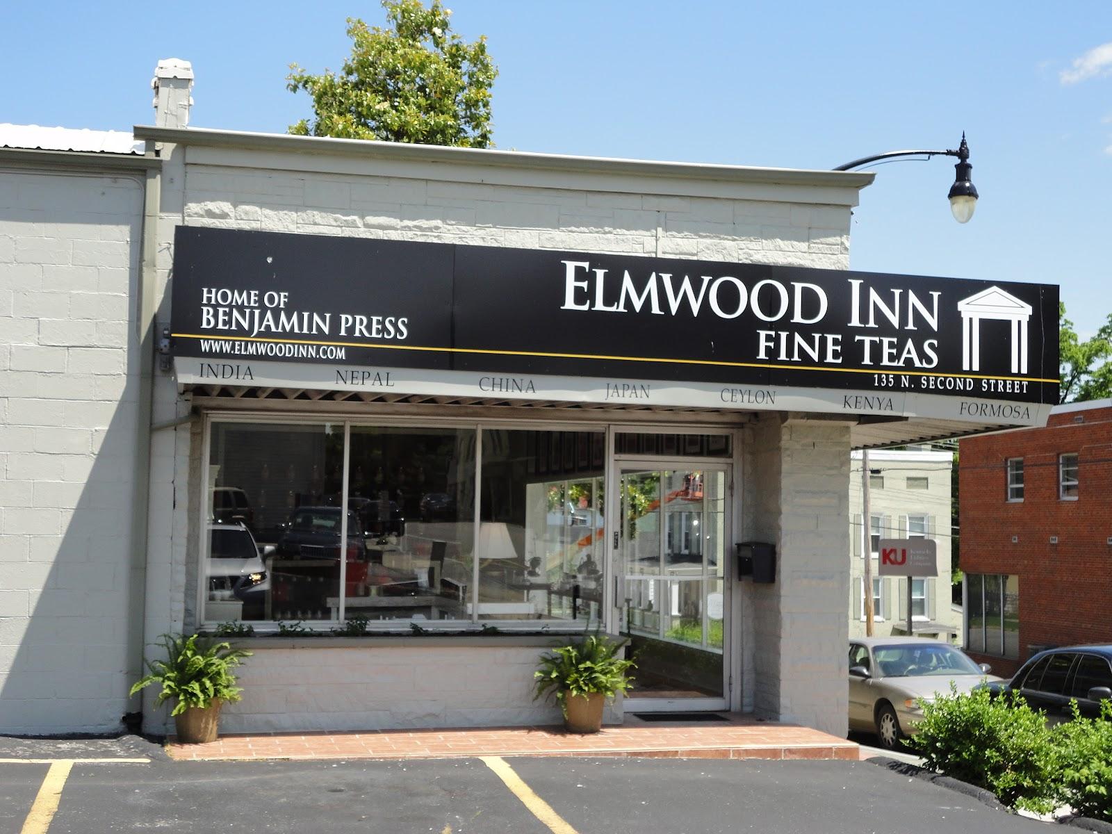 Elmwood Cafe Opening Hour