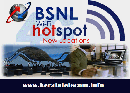 BSNL to install 1626 WiFi Hotspots in Southern and Western telecom circles before March 2016