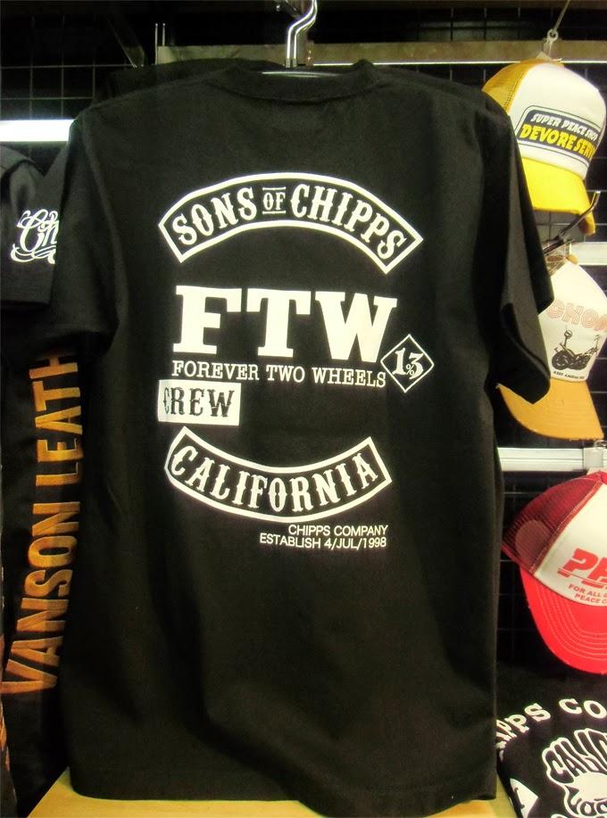 チップスカンパニー Tシャツ