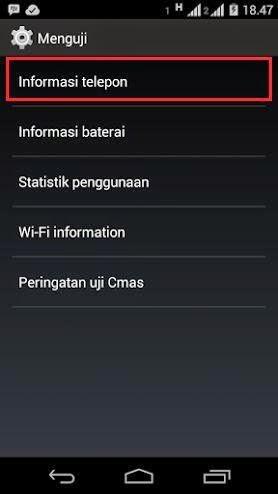 Solusi Agar Koneksi Internet HP Android Stabil