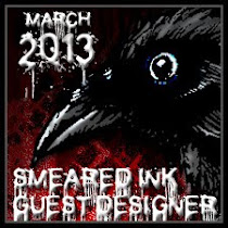 Smeared Ink Guest Designer