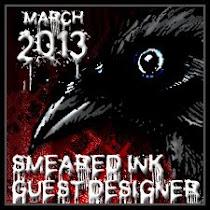 Smeared Ink Guest Designer