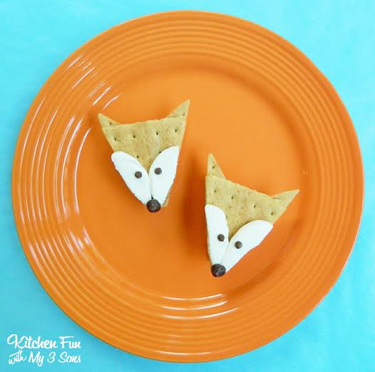 fox s'mores...guest post for cheryl style!
