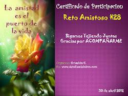Certificado cumplimiento