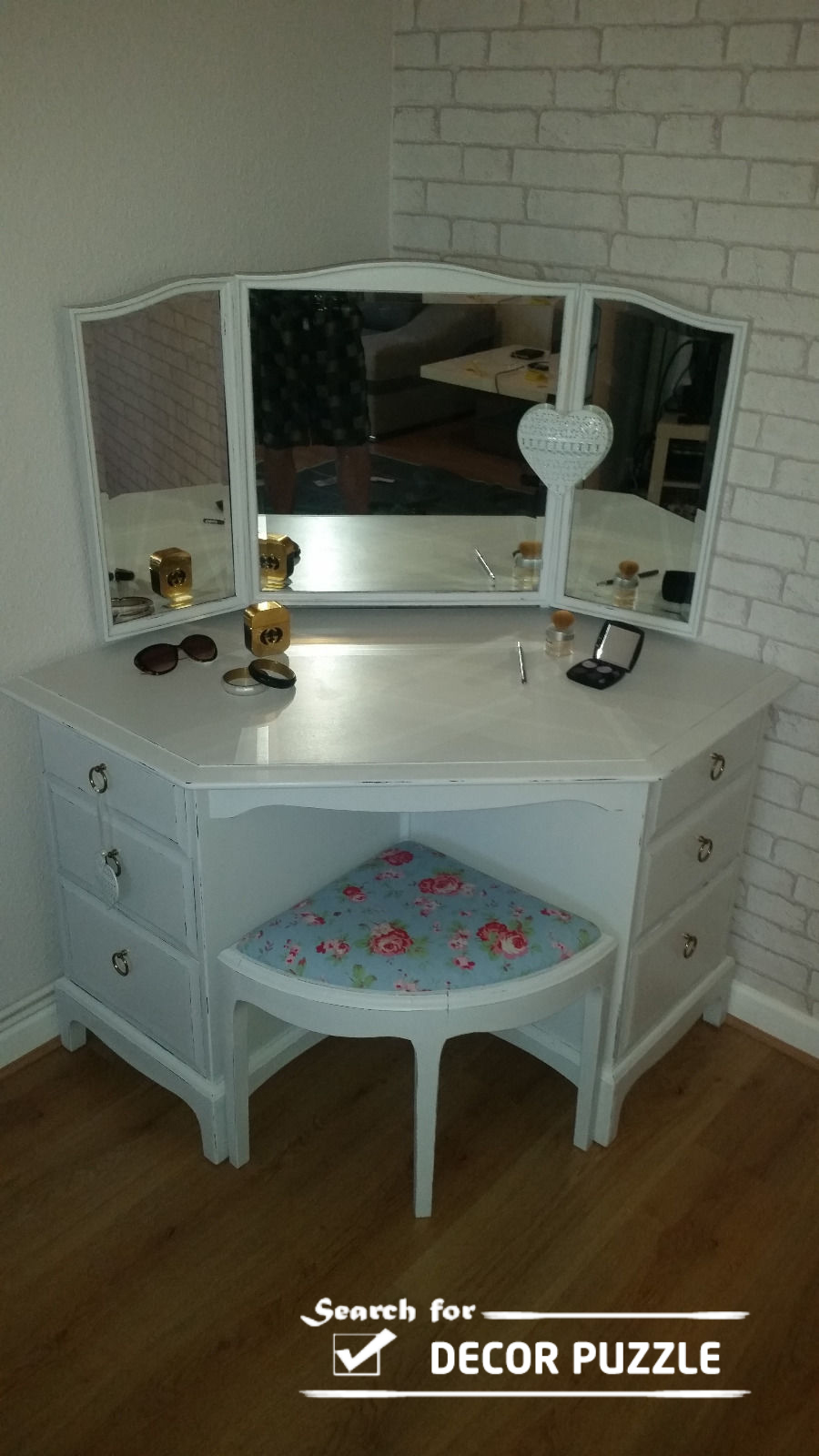 This Is 25 dressing table ideas to transform your bedroom, Read ...