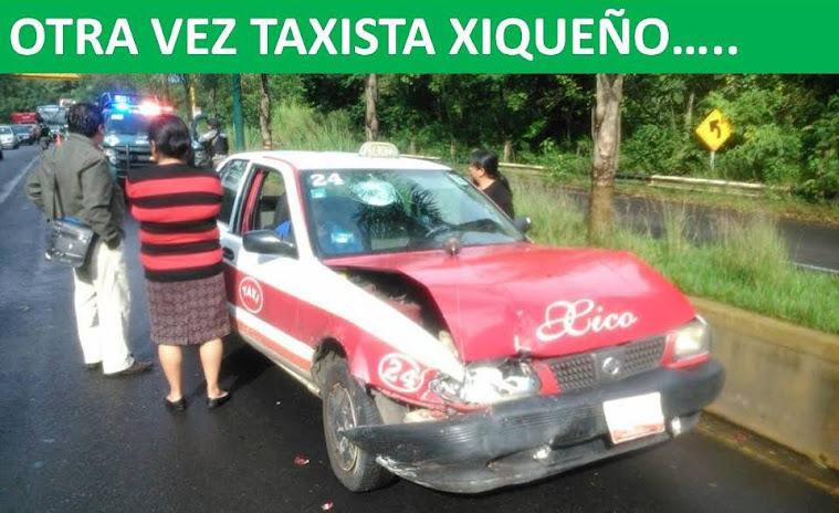 taxi xiqueño de nuevo