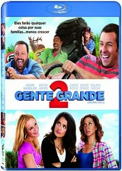 Baixar Gente Grande 2 720p + 1080p Dual Áudio Torrent Bluray