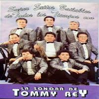 tommy rey super exitos bailables