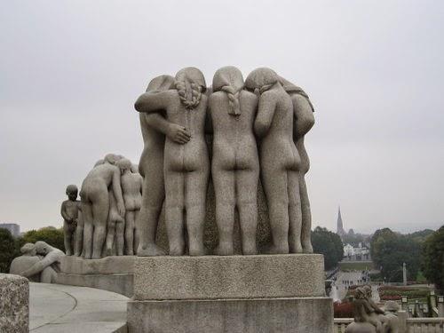 Vigeland Skulptur Park, Oslo