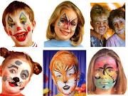 Maquillaje para niños.- maquillaje