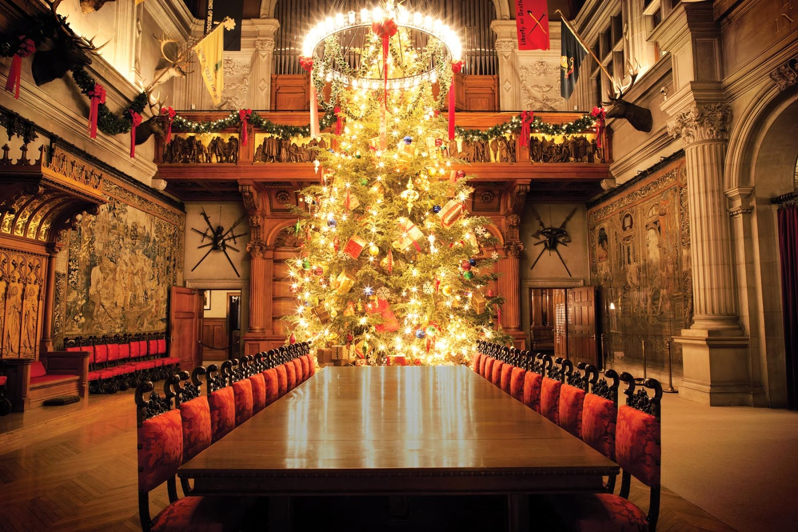 The Candlelight Tour And Christmas At Biltmore Estate