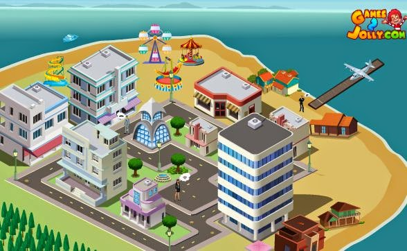 Games2Jolly Summer City E…