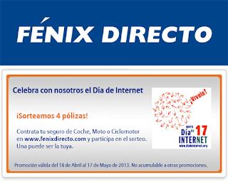 Día de Internet 2013 Fénix Directo