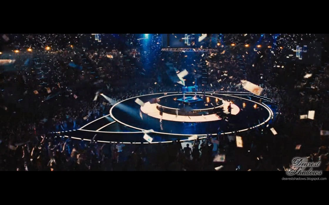 Now You See Me Movie Stage Dearest Shadows...