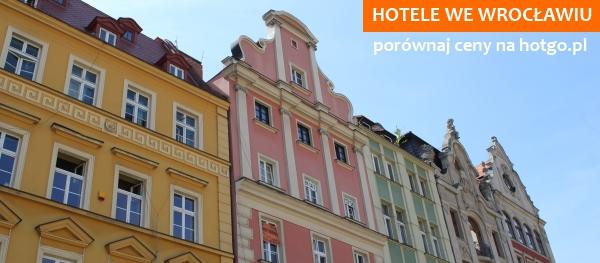 Wrocław Hotele