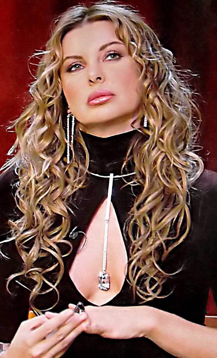 Alba Parietti (born 1961)