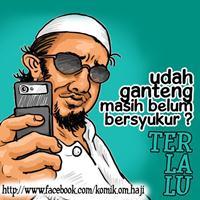 Komik Islami : Komik Haji Jayus