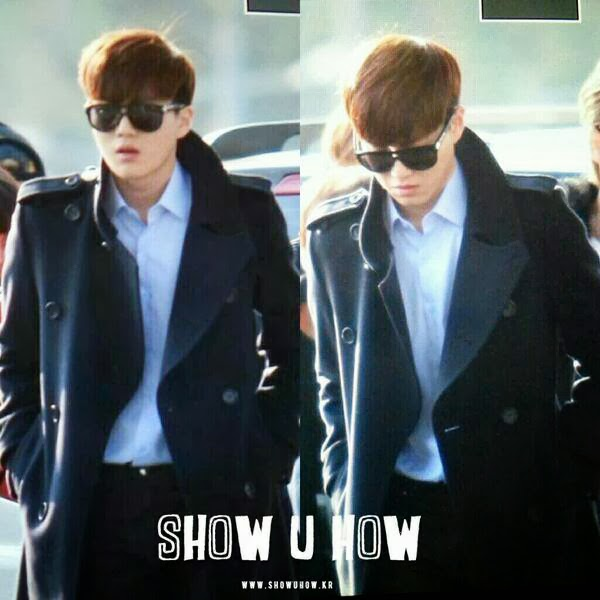 suho at Incheon Airport on his way to Taipei.jpg