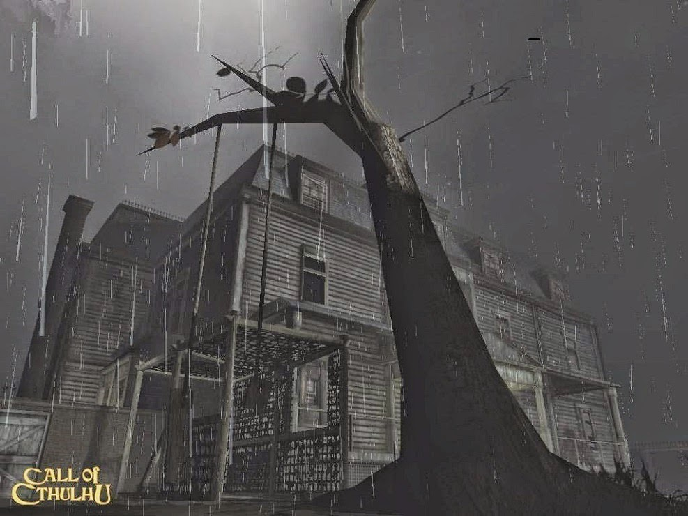 Call of Cthulhu Dark Corners of the Earth Patched game/God