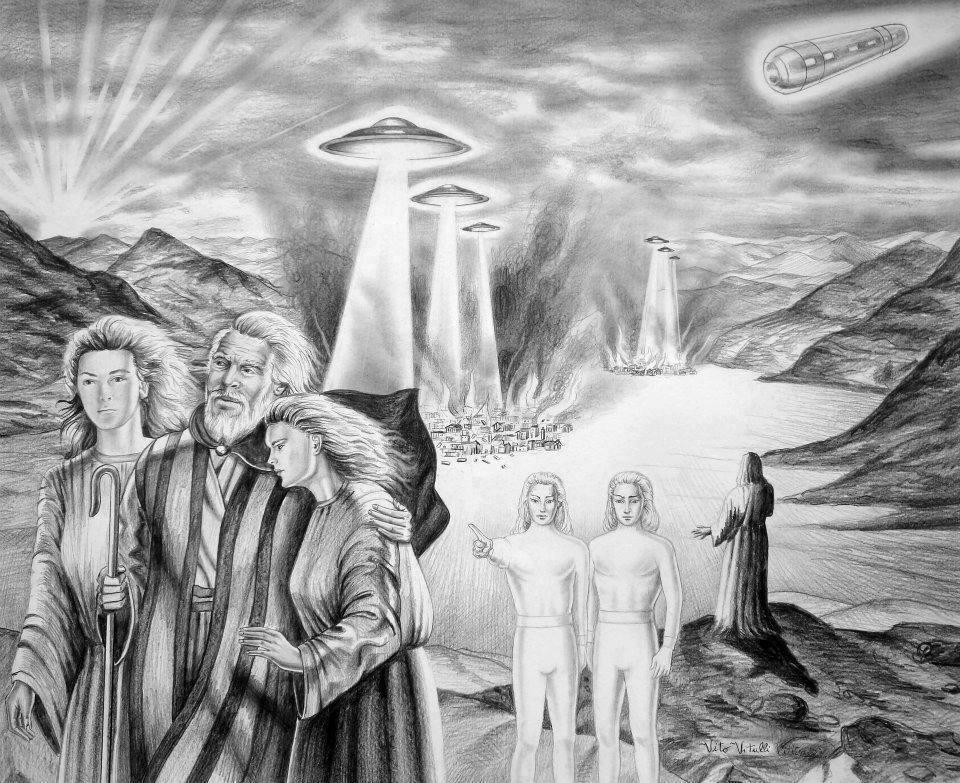 EN EL FUEGO DE NOCHE Y EN LA NUBE DE DIA ESTAN-MOISES-