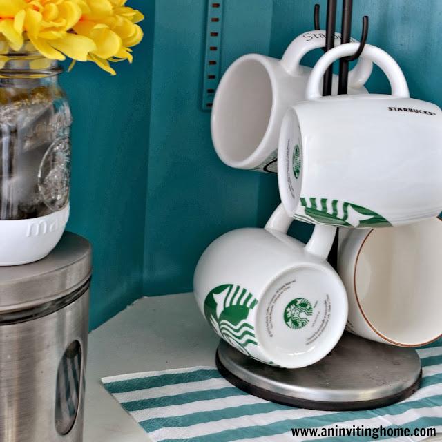 Starbucks Mugs Going To Seattle