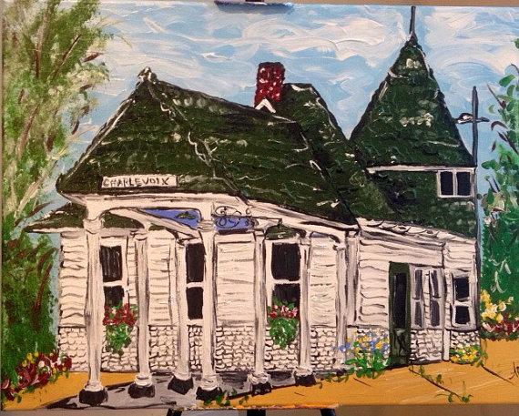 The Depot- Charlevoix Michigan