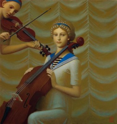 andrey remnev painting