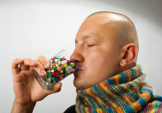 Makanan dan obat yang berbahaya di kombinasi