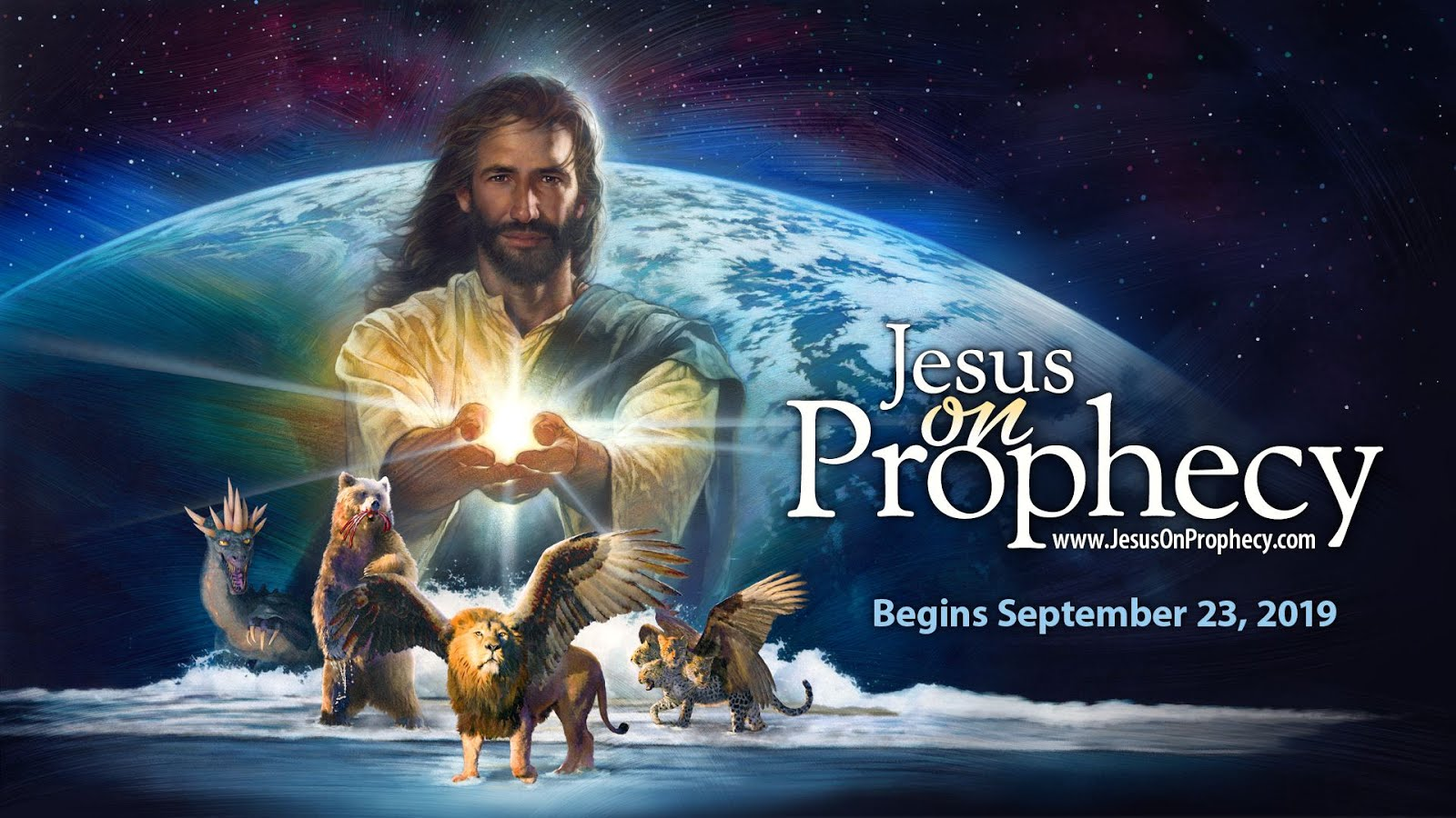 Understanding Prophecy Begins September 23, 2019
