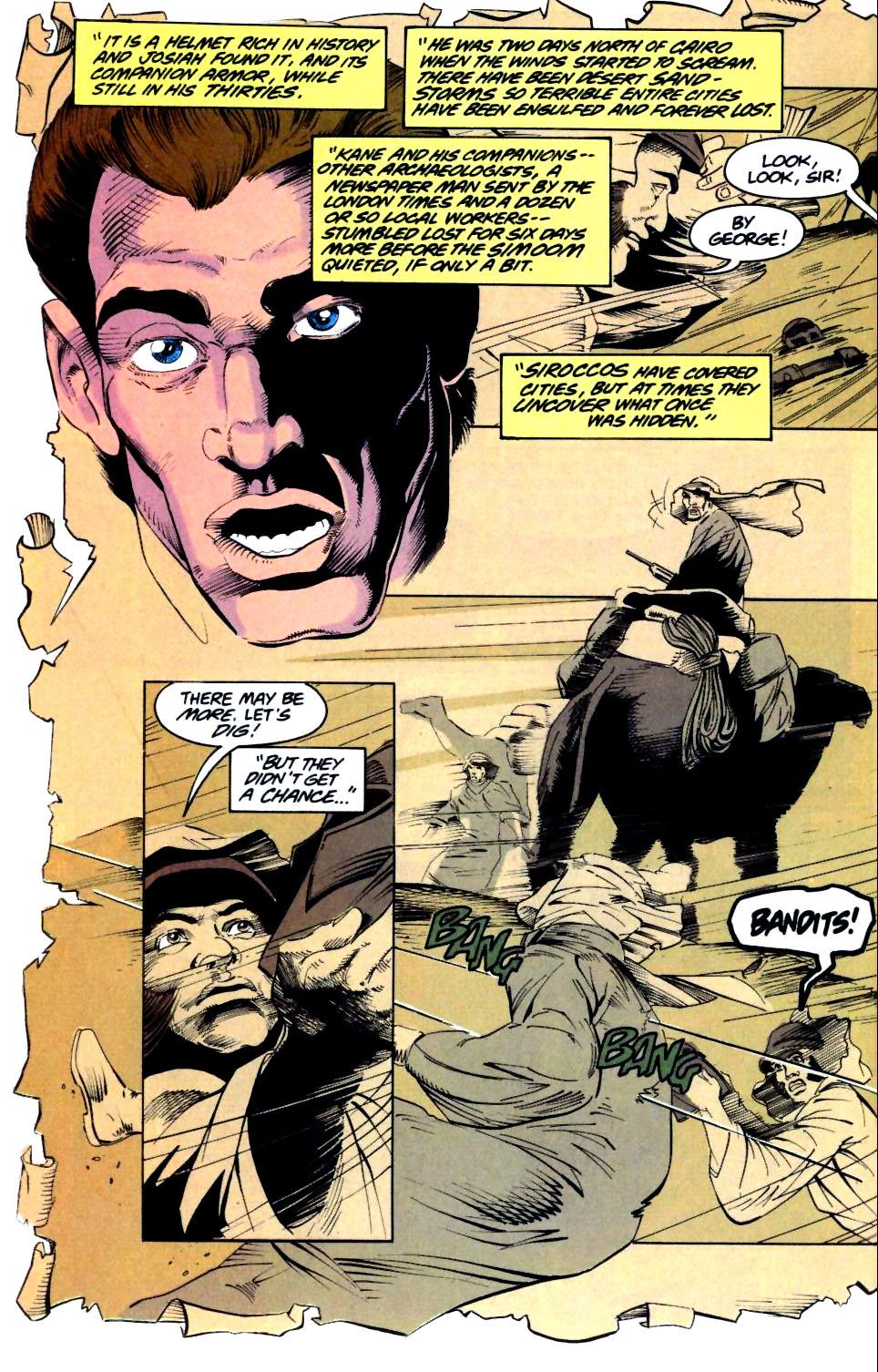 Deathstroke (1991) Issue #28 #33 - English 15
