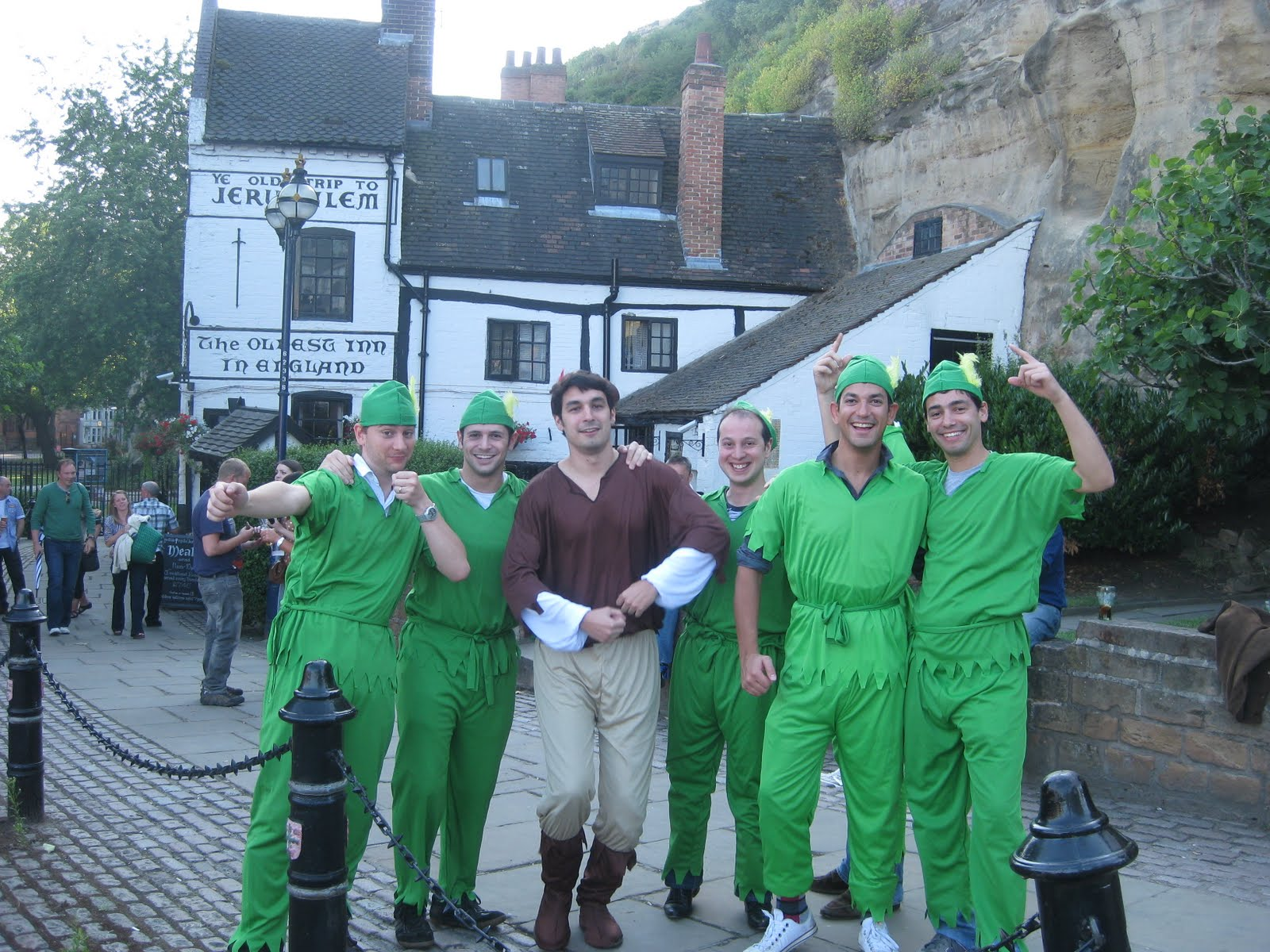 Old Fashioned Stag Party Fancy Dress Ideas Gallery - All Wedding ...