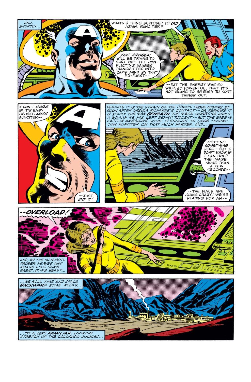 Captain America (1968) Issue #268 #183 - English 10