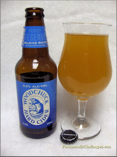 Woodchuck Belgian White Belgian-Style Cider Private Reserve