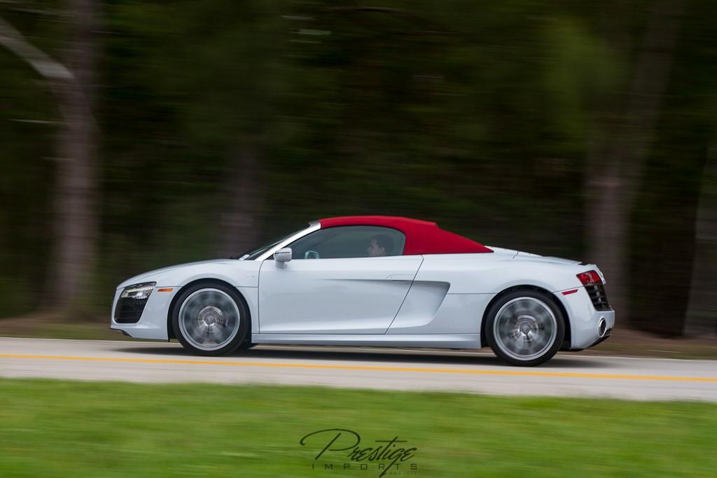 All Tuning Cars Nz Audi R8 Spyder 2013 By Prestige