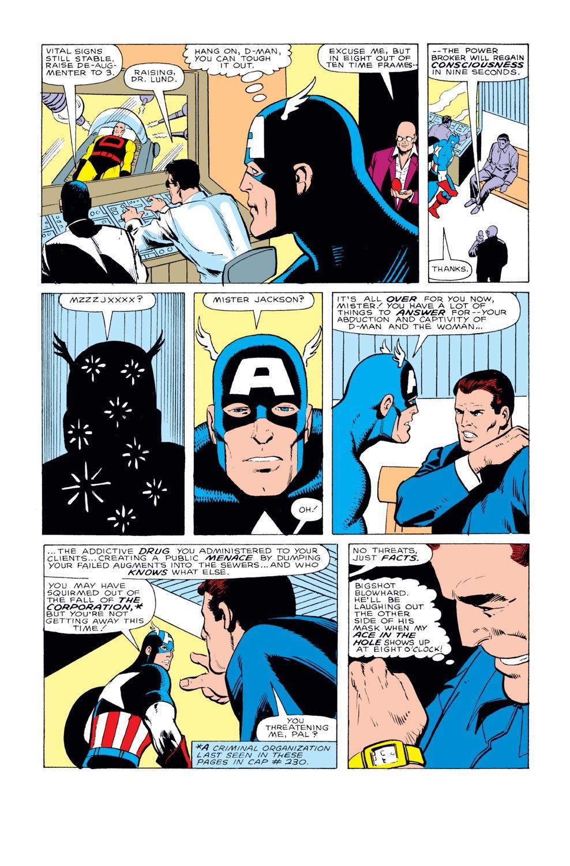 Captain America (1968) Issue #331 #260 - English 9