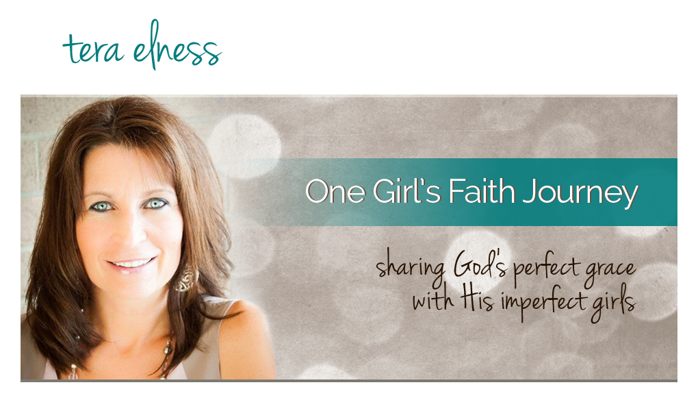 One Girl's Faith Journey