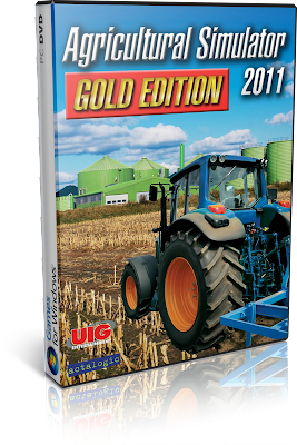Agricultural Simulator 2011: Gold Edition (PC-GAME)
